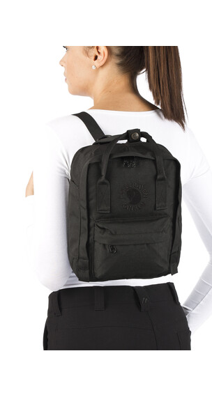 Fjällräven Re-Kanken Mini Daypack Black